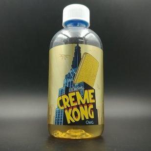 E-liquide Creme Kong 200ml 0mg - Joe's Juice