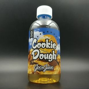 E-liquide Cookie Dough 200ml 0mg - Joe's Juice