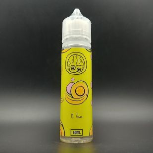 Ti Gum 50ml 0mg - Bar A Brume