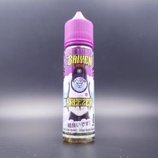Breezer 50ml 0mg - Saiyen Vapors (Swoke)