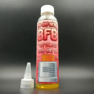 E-liquide BFB Straight Outta the Toaster 200ml 0mg - Flawless