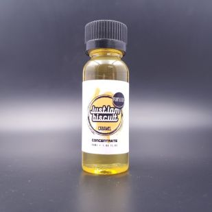 Biscuit Caramel 30ml - Concentré Just Jam