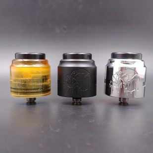 Nightmare RDA 28mm - Suicide Mods x Vaperz Cloud