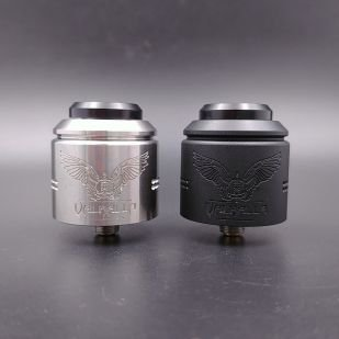 Valhalla RDA 28mm - Suicide Mods x Vaperz Cloud