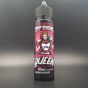 E-liquide Strawberry Queen 50ml 0mg - Drip Maniac