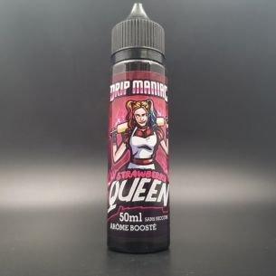 Strawberry Queen 50ml 0mg - Drip Maniac