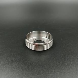 Winger Beauty Ring Acier - Kaser Mods