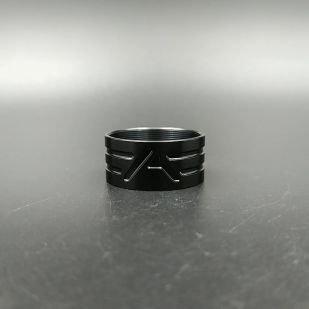 Bague de Vérouillage Noir Basic Mech - Kaser Mods