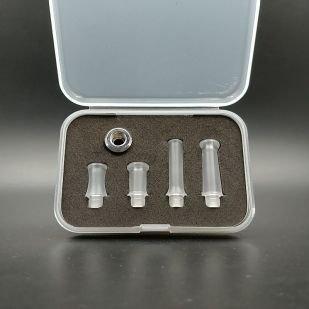 Pack 4 en 1 Drip Tip 510 - Ambition Mods -