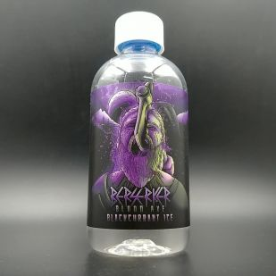 Blackcurrant Ice 200ml 0mg - Berserker (Joe's Juice)