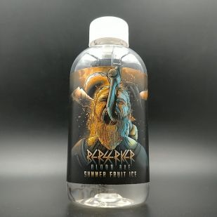 Summer Fruit Ice 200ml 0mg - Berserker (Joe's Juice)