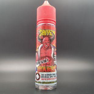 E-liquide Diablo 50ml 0mg - Saiyen Vapors (Swoke)