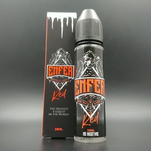 Enfer Red 50ml 0mg - Vape 47