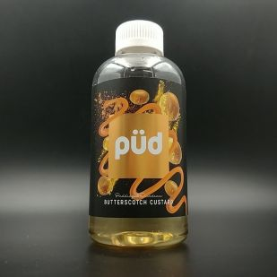 Butterscotch Custard 200ml 0mg - PÜD (Joe's Juice)