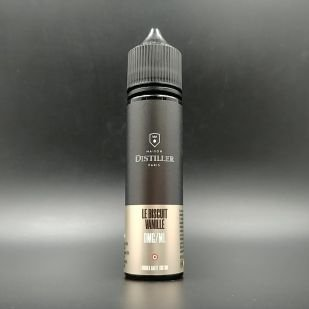 Le Biscuit Vanillé 50ml 0mg - Maison Distiller