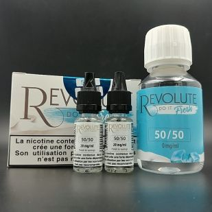 Base Pack TPD Fresh 100ml 4mg 50/50 - Revolute