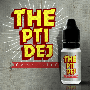 The Pti Dej 10ml - Concentré Vape Or DIY