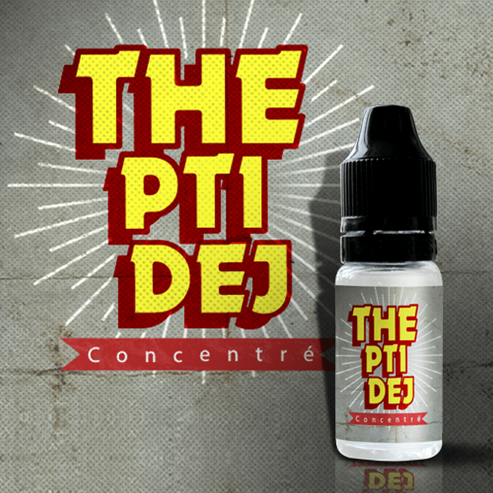 Concentré The Ptit Dej - Vape Or DIY