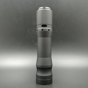 Vindicator Mod CC 28mm Black Cerakote Full Setup - Kennedy Vapor