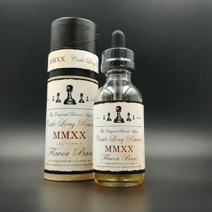 E-liquide Castle Long Reserve 2020 50ml 0mg - Five Pawns