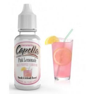 Pink Lemonade 13ml - Capella Flavors