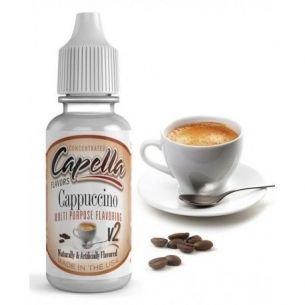 Cappucino V2 13ml - Capella Flavors