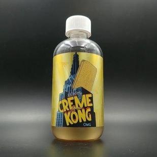 Creme Kong Lemon 200ml 0mg...