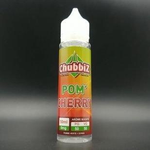 E-liquide Pom' Cherry 50ml 0mg - Chubbiz