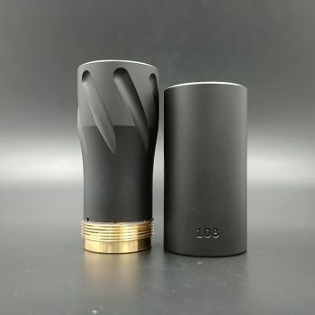 E-liquide The Reinforcer Murdered Out - Purge Mods