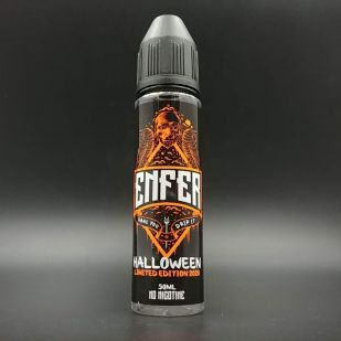E-liquide Enfer Halloween 50ml 0mg - Vape 47