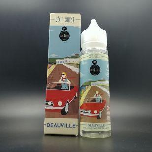 Deauville 50ml 0mg - Côte...