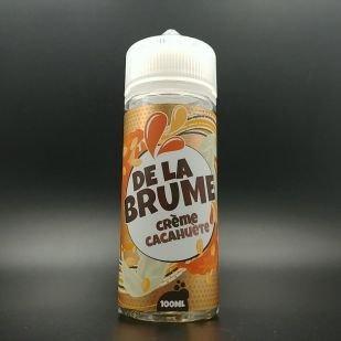 Crème Cacahuète 100ml 0mg -...