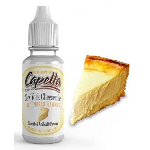 New York Cheesecake 118ml - Capella Flavors