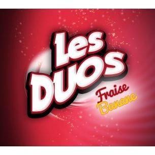 Fraise Banane 20ml - Les Duos (Revolute)