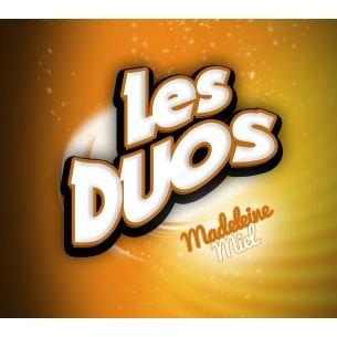 Madeleine Miel 20ml - Concentré Les Duos (Revolute)