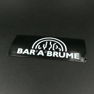 Wrap accus noir - Bar A Brume