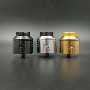 E-liquide Purge X RDA 28.5mm - Purge Mods