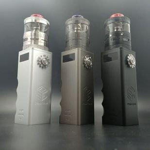 Kit Titan Box + Aromamizer...