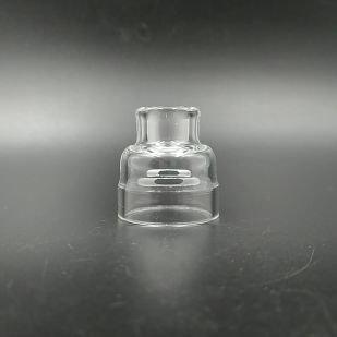 Competition Glass Cap Apocalypse RDA 25 - Trinity Glass