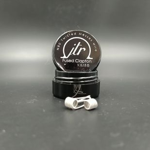 E-liquide Fused Clapton 0.15ohm x2 - JTR