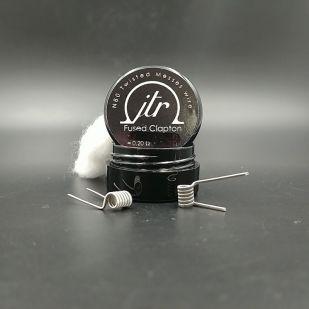 E-liquide Fused Clapton 0.2ohm x2 - JTR