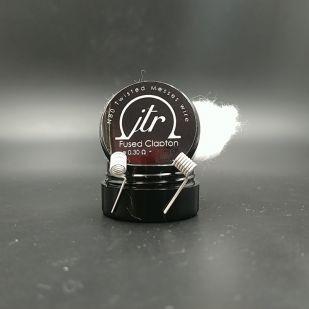 E-liquide Fused Clapton 0.3ohm x2 - JTR