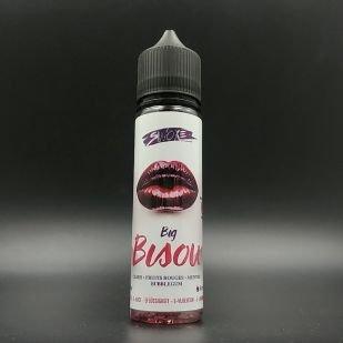 E-liquide Bisous 50ml 0mg - Swoke