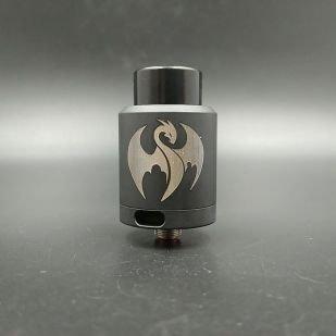 E-liquide Kennedy RDA 25 Black Cerakoted + Dragon - Kennedy