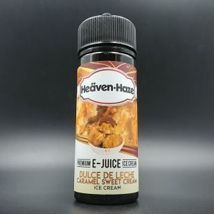 E-liquide Dulce De Leche Caramel Sweet Cream 100ml 0mg - Heaven