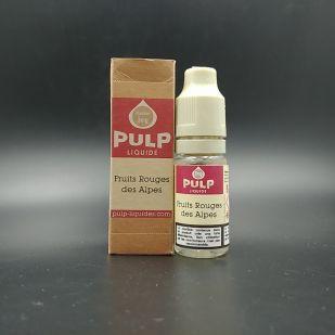 E-liquide Fruits Rouges Des Alpes 10ml - Pulp