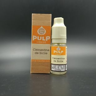 E-liquide Clémentine De Sicile 10ml - Pulp