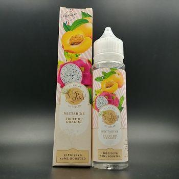E-liquide Nectarine Fruit Du Dragon 50ml 0mg - Le Petit Verger