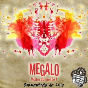 Megalo 10ml - Concentré de Folie