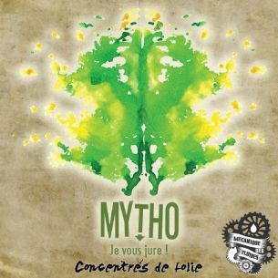 Mytho 10ml - Concentré de Folie